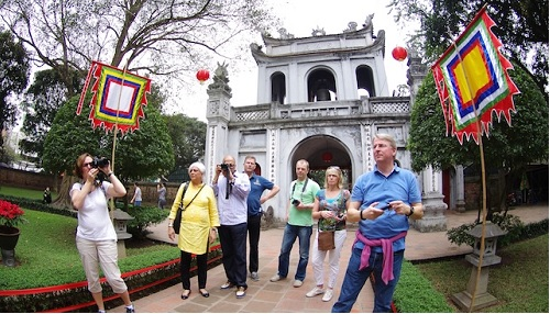 Temple of Literature – Quoc Tu Giam